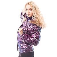 Куртка детская DB-2139 фиолет