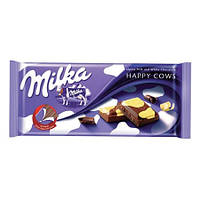 Шоколад Milka Happy Cow (чорно-біла) 100гр. 1п-21шт