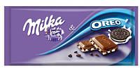 Шоколад Milka Oreo (з орео) 100гр. 1п-20шт