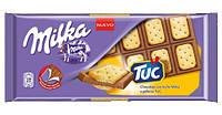 Шоколад Milka SW TUC ( з печивом тук) 87гр. 1п-18шт