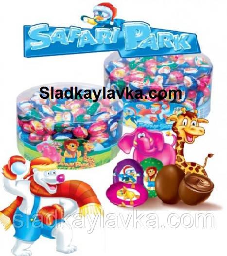 Яйцо шоколадное Savari Park 500 гр (ANL)