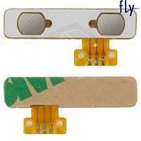 Шлейф для Fly Ezzy Flip, кнопок звука (оригинальный)