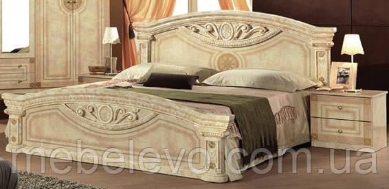 Кровать Рома 160 1160х1900х2100мм    Мебель-Сервис