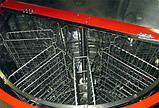 Электромедогонка 8-ми рамкова нержавійка(Рута), фото 5