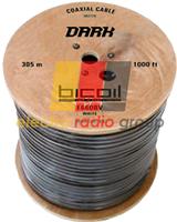 BiCoil коаксиальный кабель F660BV DARK