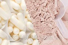 Протеин или аминокислоты ВСАА?