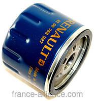 Фильтр масляный для Renault Duster 1.5D k9k-8200768927
