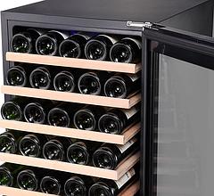 Холодильні шафи для вина
