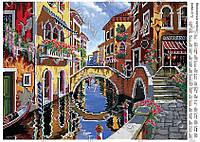 """Схема для вышивания бисером """"Венецианская уличка"""" 3172"""