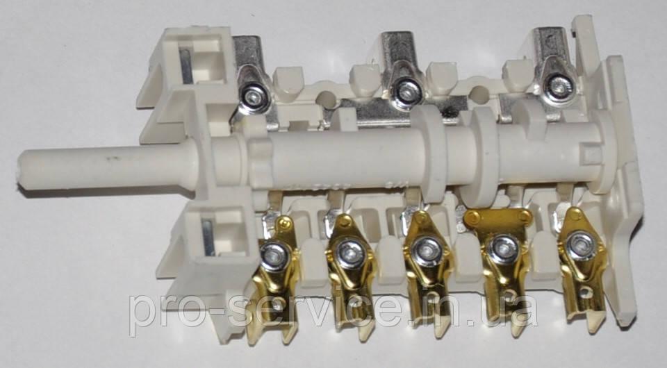 Переключатель режимов конфорки C00013413 электроплиты Indesit / Ariston и др.
