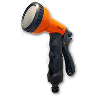 Пистолет поливной orange пластик shower Presto-PS № 7210