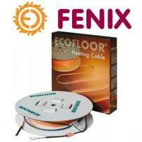 Кабель нагревательный двухжильный для теплого пола FENIX (Чехия)