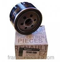 Фильтр масляный для Renault Duster бензиновый-7700274177