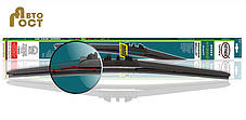 Бескаркасная щетка HEYNER Hybrid 20'' / 500 мм , фото 2
