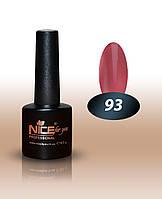 Гель лак для ногтей Nice For You № 93 , 8,5 мл