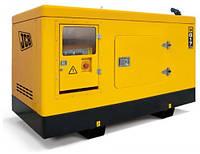 Генератор дизельный JCB G17QX 12.8 кВт