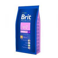 Brit Premium Junior Small Брит сухой корм для щенков мелких пород 3кг