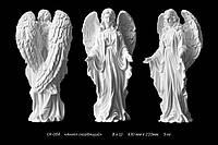 Скульптура ангела в полный рост, фото 1
