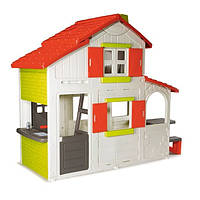 Двухэтажный домик Smoby Duplex 2 320023