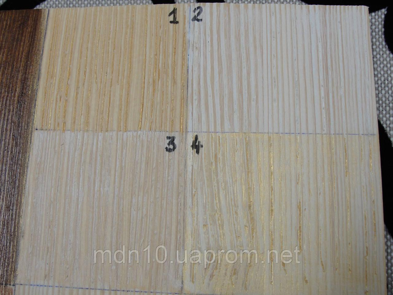 Покраска дерева под полочки 12.