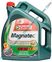 Масло моторное Castrol Magnatec 5W-40 C3 5L