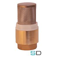 """Клапан обратный 1"""" (25 мм) с фильтром SD"""