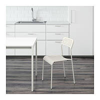Кухонный стул ADDE белый
