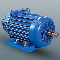 Крановый электродвигатель MTH 312-6 (MTF 312-6)