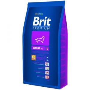 Brit Premium Senior S Брит корм для літніх собак дрібних порід 8 кг