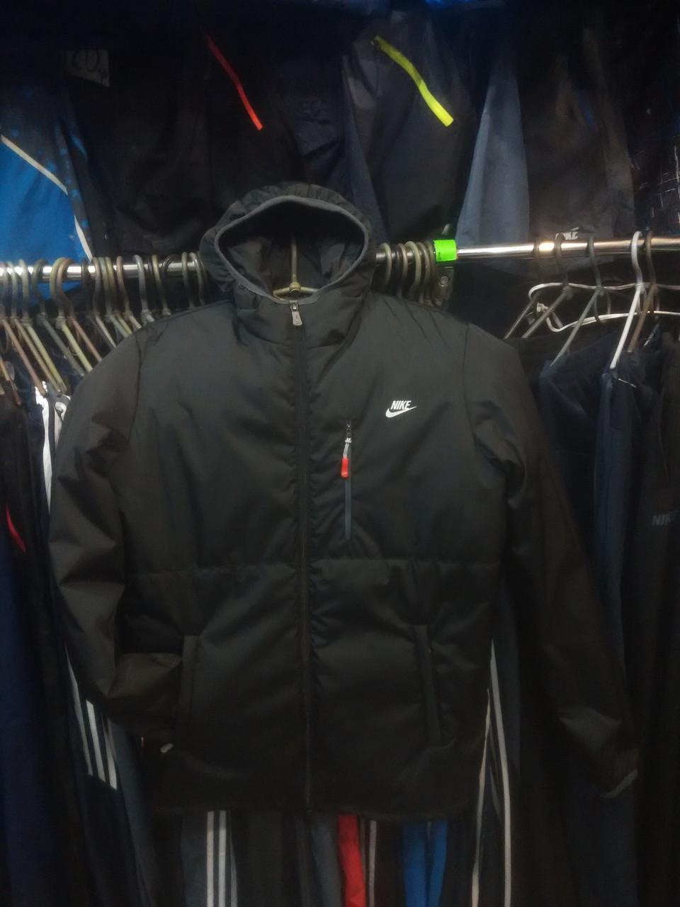 c4955b4d Мужская утепленная ветровка Nike копия , цена 610 грн., купить ...