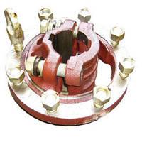 50-3104010 Ступица заднего колеса в зборе (болт, гайка) (пр-во Беларусь, САЗ)