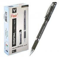 Ручка гел Digital Gel Flair (чорн)