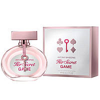 Antonio Banderas Her Secret Game 80 ml