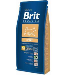 Brit Premium Sport Activity Брит корм для активних собак 15 кг
