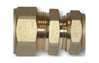 Быстрозажимное соединение Фитинг переходник (сталь-медь) стал. труба DN25 с мед.трубой d18или 22 мм