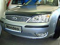 Дефлектор капота, мухобойка FORD MONDEO 2000-2006 Форд Мондео