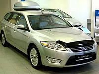 Дефлектор капота, мухобойка FORD MONDEO 2007-2010 Форд Мондео