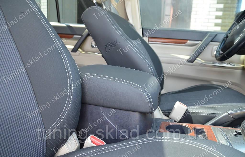 Купить чехлы на сиденья для паджеро 4