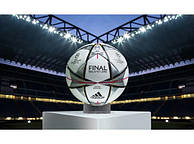 Final Milano - официальный мяч Лиги чемпионов начиная с 1/8 финала