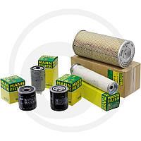 Комплект фільтрів MANN Case IH CS 78, CS 86, CS 94