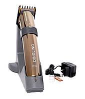 Машинка для стрижки волос окантовочная DINGLING RF-668С