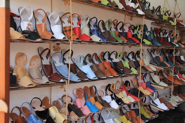 Мужские сандалии Avarca (Испания) фото