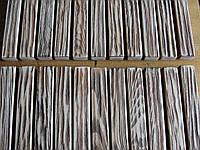 Браширование древесины-тиковое дерево., фото 1