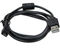 UC-E6 USB кабель универсальный для цифровых фотоаппаратов Olympus, Nikon, Panasonic, Pentax, Sony, Fuji