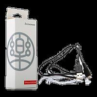 Оригинальный USB кабель для Lenovo, microUSB черный