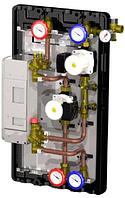 """Насосний модуль з теплообмінником Novafill 40 пластин, 3/4"""" НР, насоси WILO 15/6, 2-12 л/хв"""