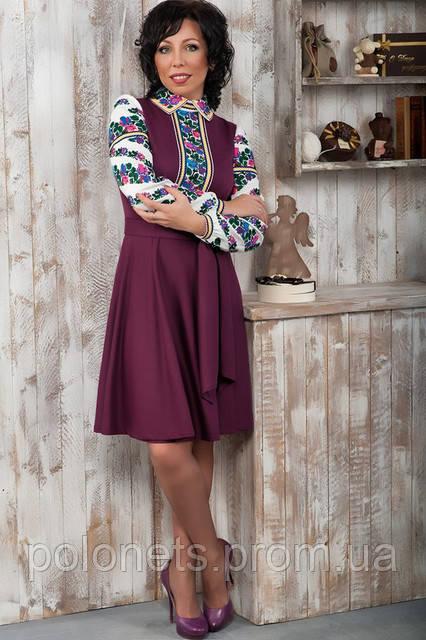 Традиционная вышивка - украинское достояние!