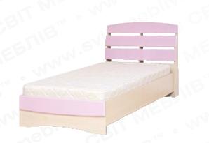 """Детская модульная система """"Терри"""" кровать(без ламели)"""