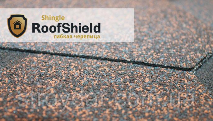 Битумная черепица RoofShield (Руфшилд)