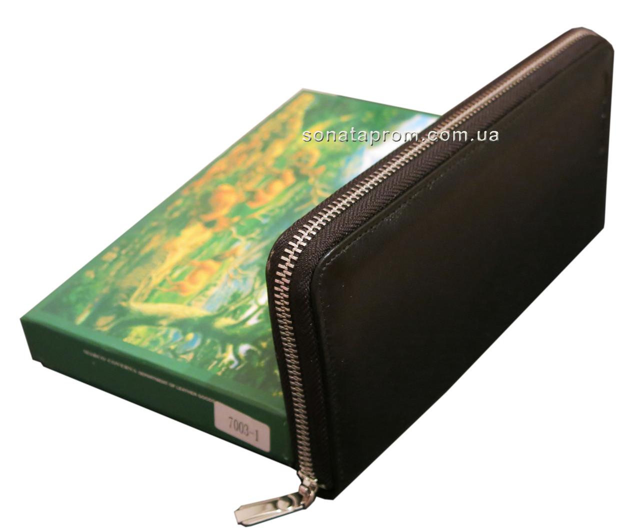 8413c5a0fe78 Кошелек на молнии кожаный Marco Coverna - купить по лучшей цене в ...